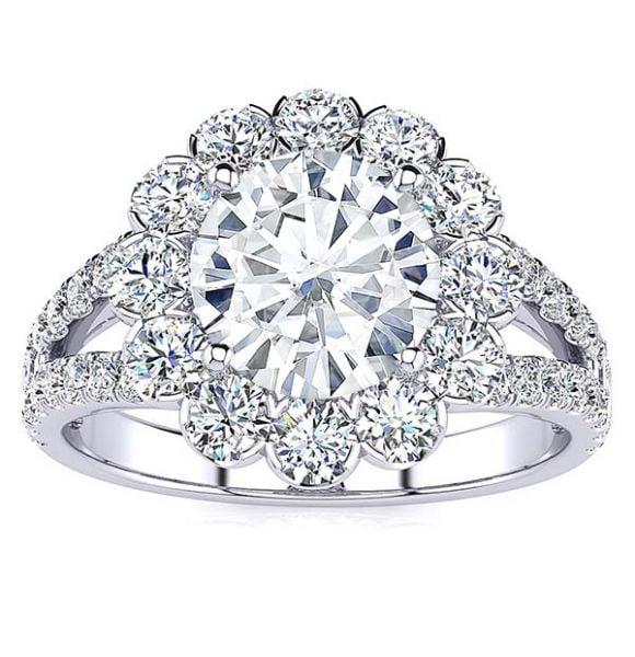 Milana Lab Grown Diamond Ring