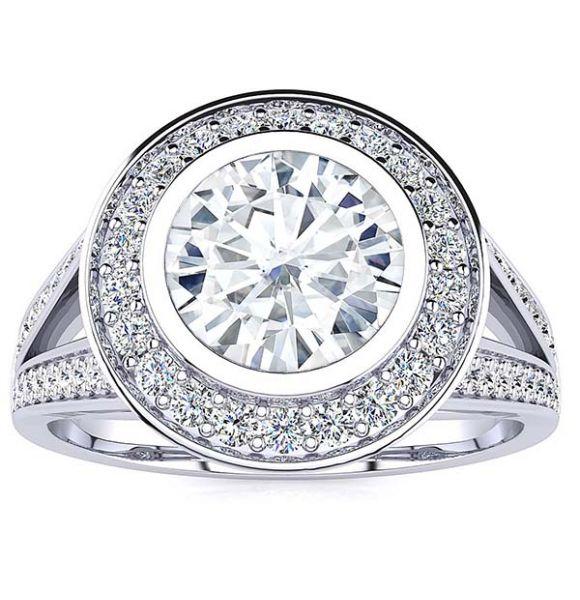 Maria Lab Grown Diamond Ring