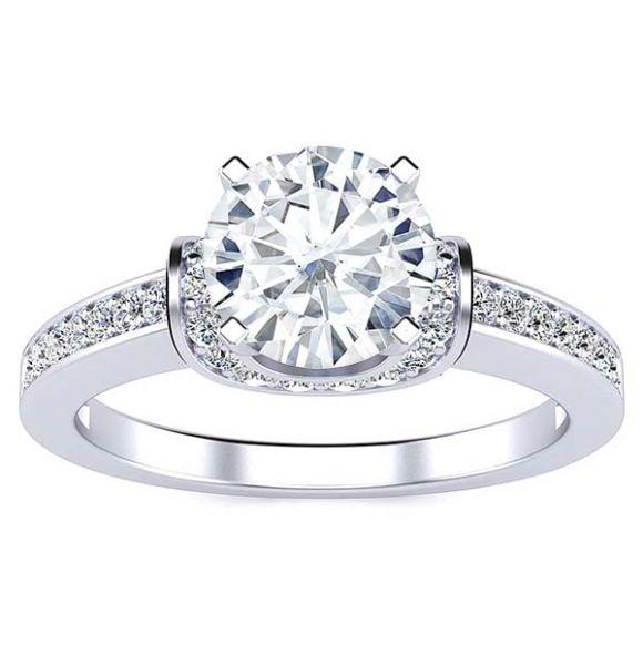 Mia Lab Grown Diamond Ring