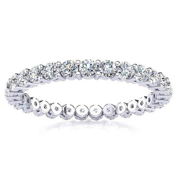 Milee Diamond Eternity Ring