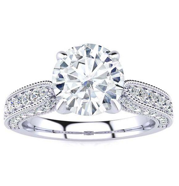 Heather Lab Grown Diamond Ring