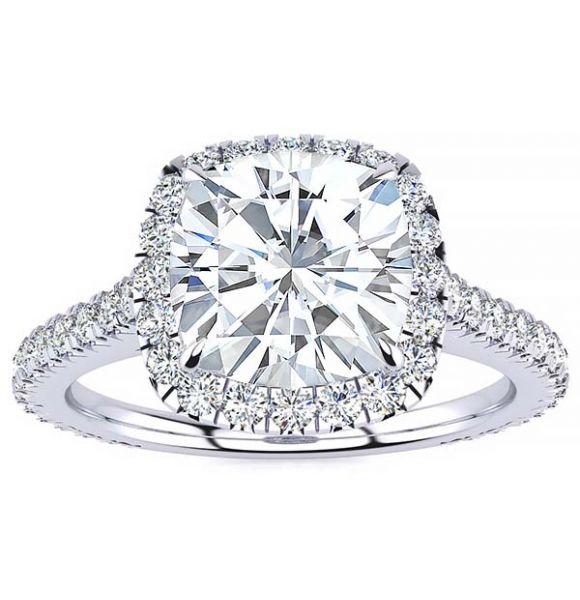 Ali Lab Grown Diamond Ring