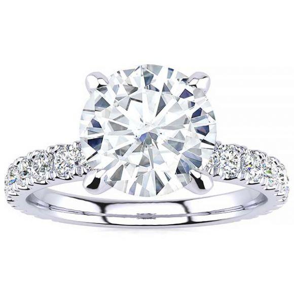 Breanna Lab Grown Diamond Ring