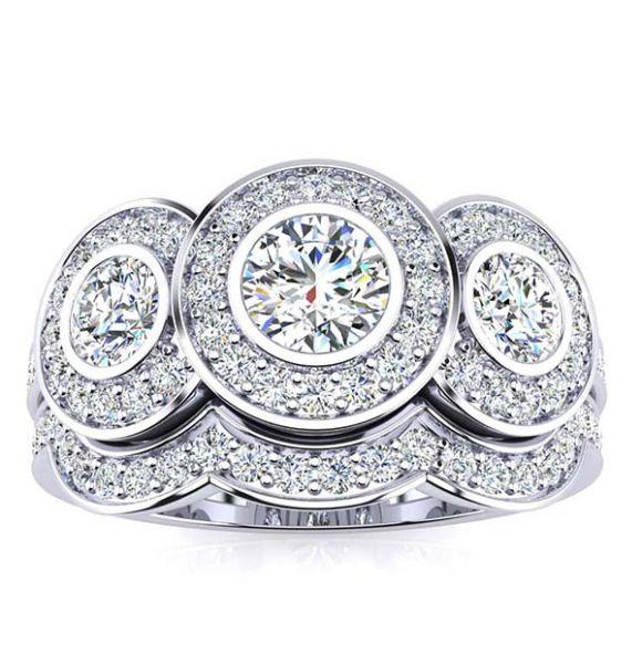 Ellie Diamond Ring