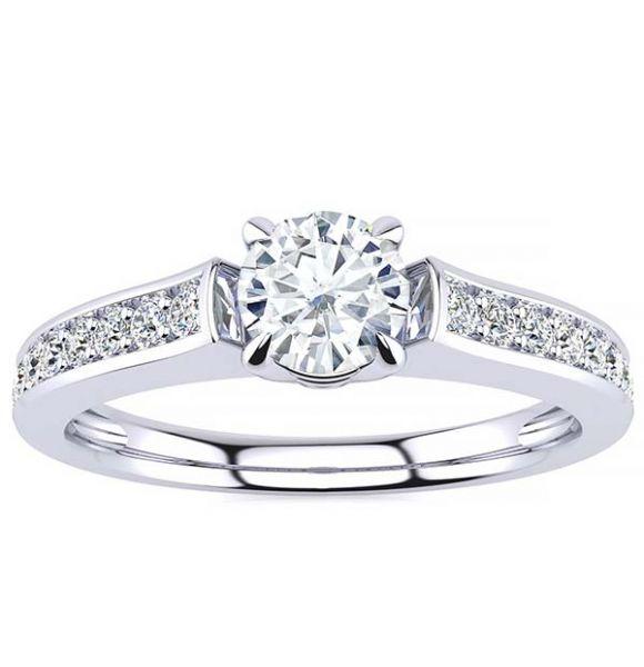 Jessie Diamond Ring
