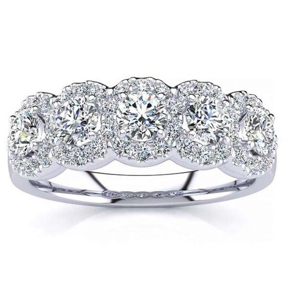 Melody Diamond Ring