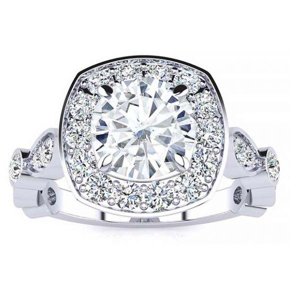 Allison Lab Grown Diamond Ring