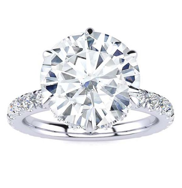 Krystal 3.00ct Lab Grown Diamond Ring
