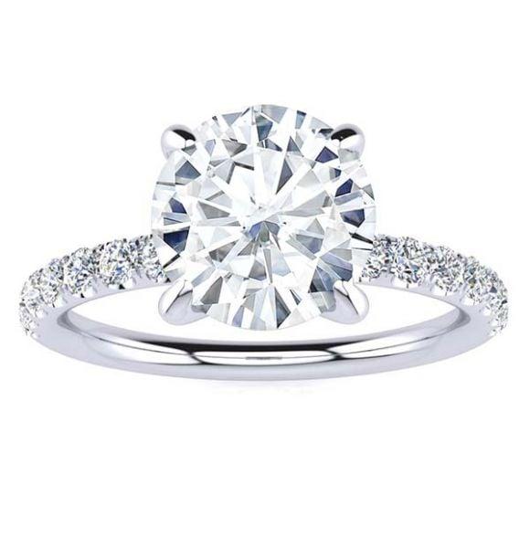 Vicky Lab Grown Diamond Ring