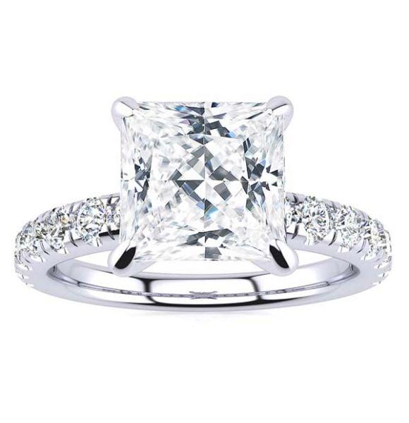 Melina Lab Grown Diamond Ring