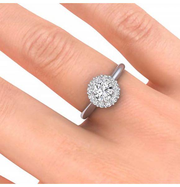 Alexandra Diamond Ring