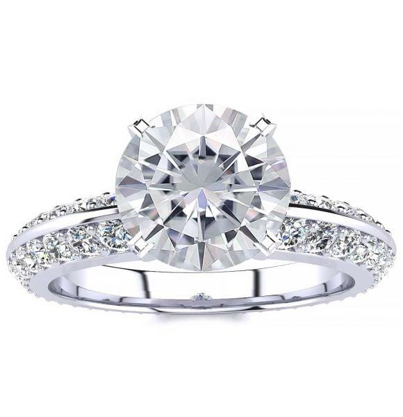 Ella Lab Grown Diamond Ring