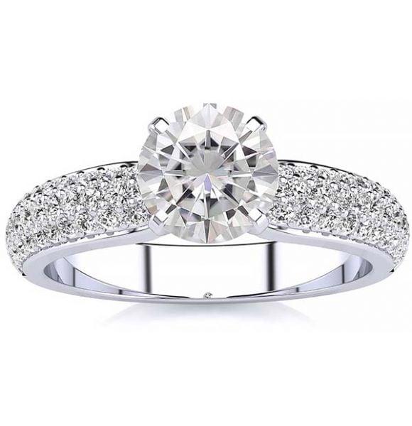 Addison Lab Grown Diamond Ring
