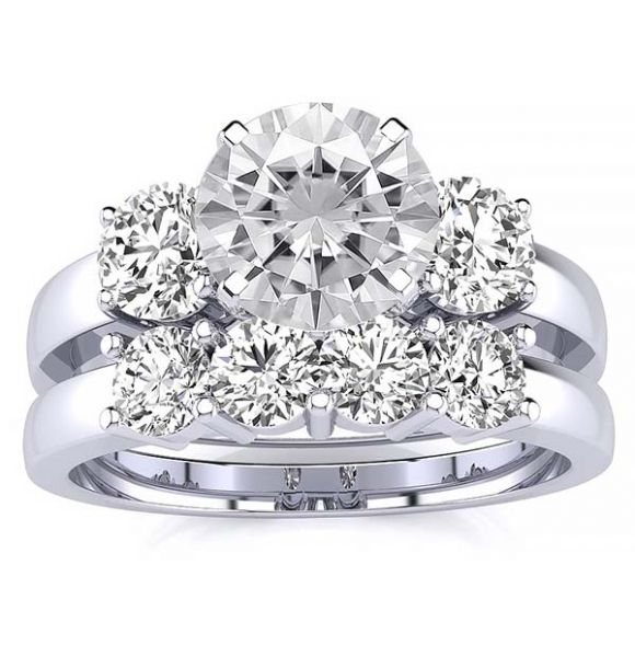 Evelyn Diamond Ring