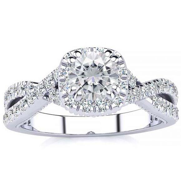 Aubrey Diamond Ring