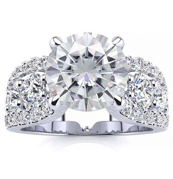 Britney Lab Grown Diamond Ring