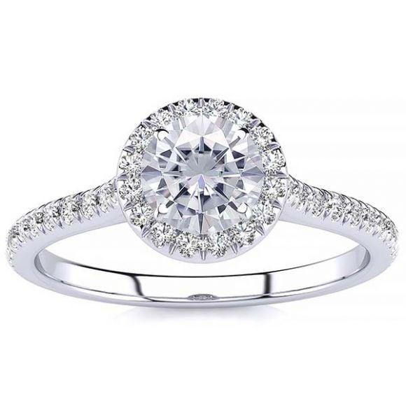 Candy Diamond Ring