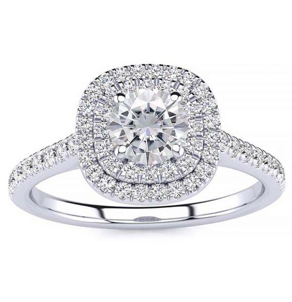 April Diamond Ring