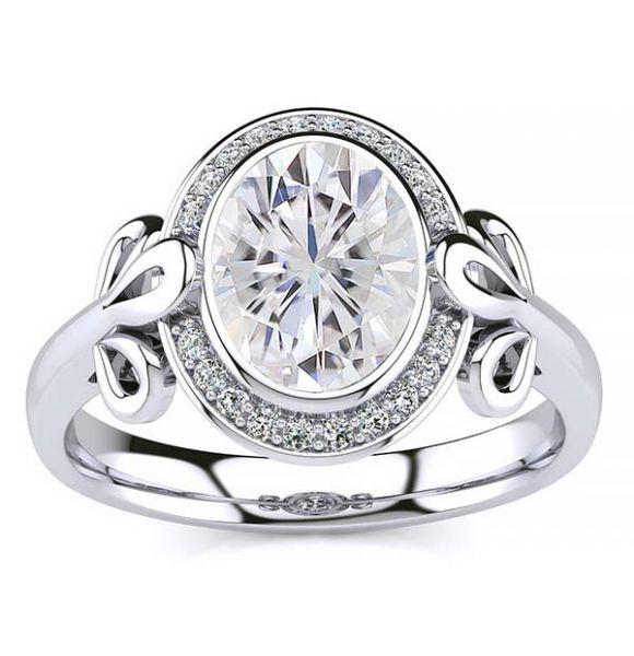 Abi Lab Grown Diamond Ring