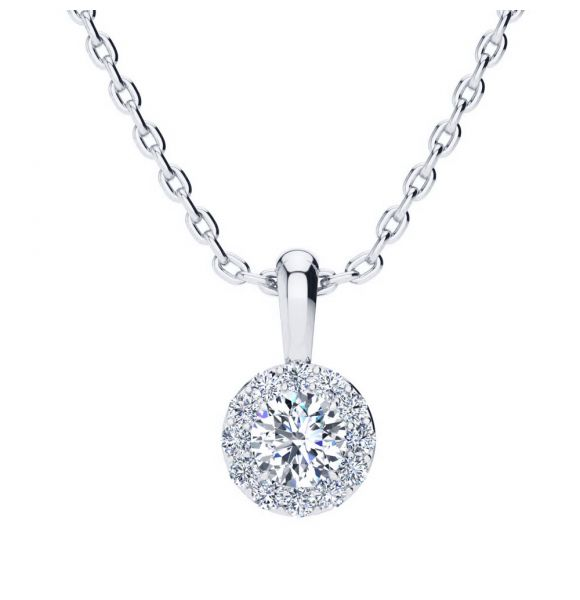 Katie Diamond Necklace