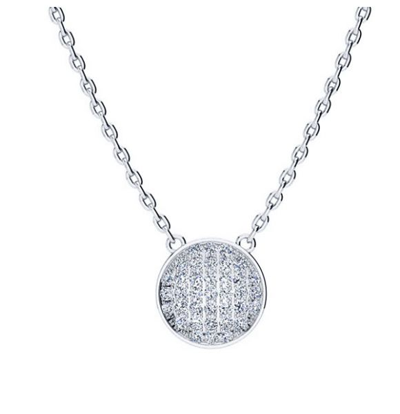 Gala Diamond Necklace