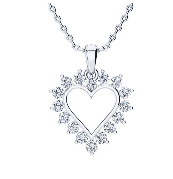 Maria Diamond Necklace