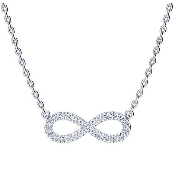 Anna Diamond Necklace
