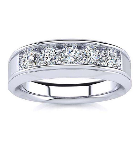 Steve Diamond Ring