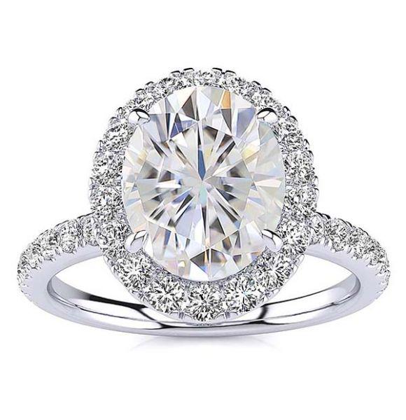 Cindy Lab Grown Diamond Ring