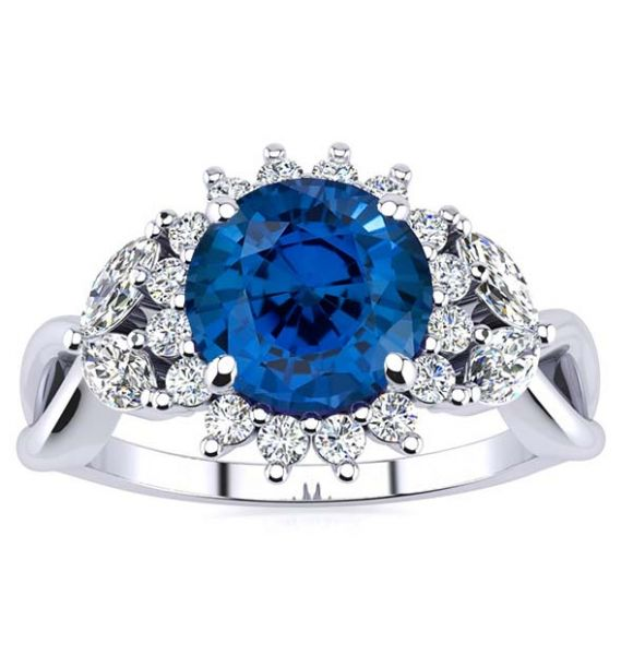 Cathy Sapphire Ring