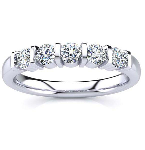 Samira Diamond Ring