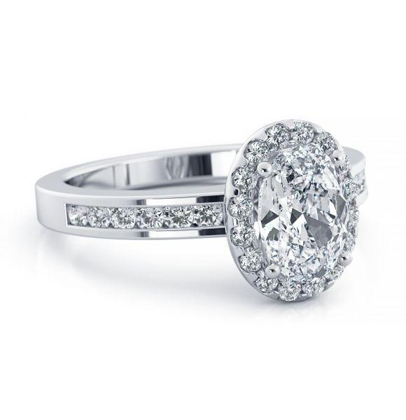 Sky Diamond Ring