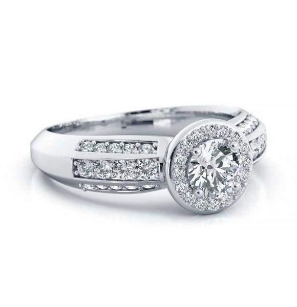 Sharon Diamond Ring