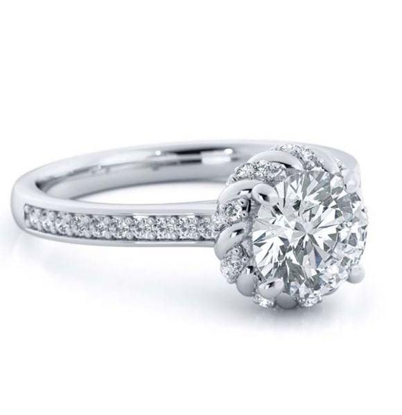 Sultana Lab Grown Diamond Ring