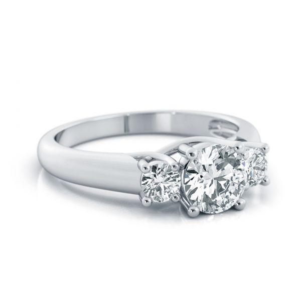 Katie Diamond Ring