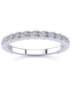 Viola Diamond Ring