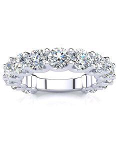 Willow Moissanite Ring