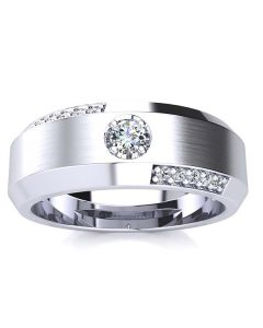 Albert Diamond Ring