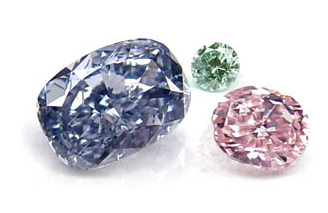 Fancy Color Diamond Education