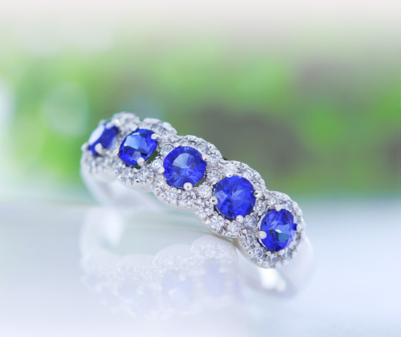 shop sapphire rings